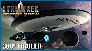 Star Trek: Bridge Crew 360° Trailer thumbnail