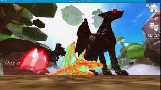 Roblox Showcase: Dragons' Life [ALPHA] (Fan made)