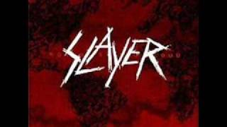 Slayer - Playing With Dolls