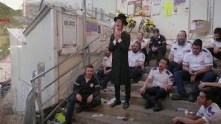 Music Video About The Meron Stampede, Released By MDA Hatzolah Of Israel, Song By Dudi Linker