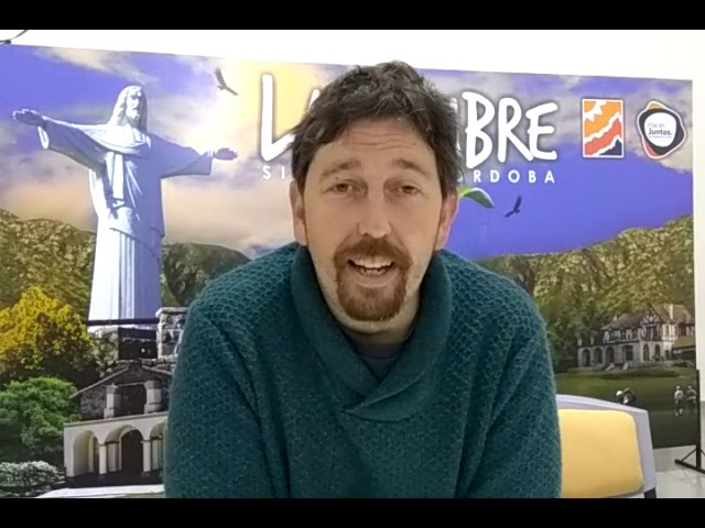 Santiago Blondel y La Cumbre Gastronómica