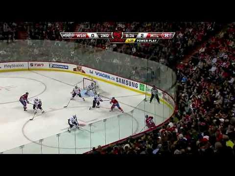 Capitals @ Canadiens Game 6 4/26/10