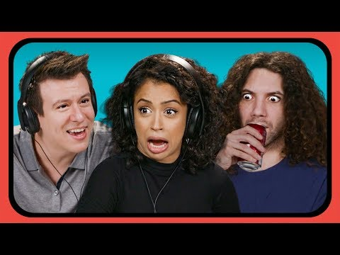 YouTubers React To WANNA SPRITE CRANBERRY? Memes Compilation
