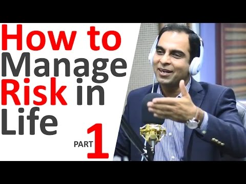 Risk Management  -By Qasim Ali Shah & Rj Barira Faisal Khan | Part - 1
