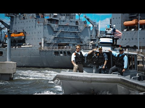 Arnold Schwarzenegger - Climate Change's Threat to the U.S. Navy