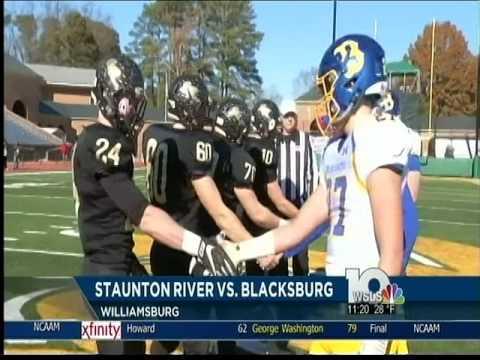 Blacksburg vs Staunton River WSLS Channel 10 Highlights
