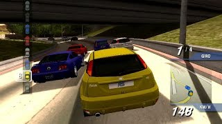 GAMEPLAY - Ford Street Racing (2006): Ford Focus RS 2002 #1
