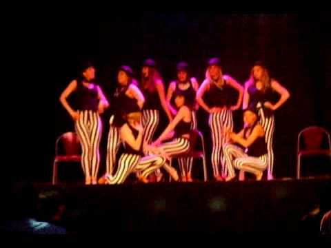 'CABARET' Musical Theatre Dance Performance
