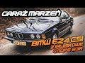BMW E24 CS1 - zjawiskowe coupe '83r  | Gara? marze?