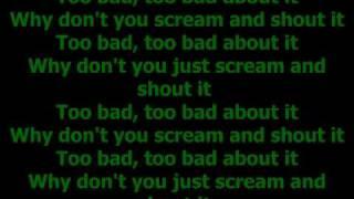 Michael Jackson 2 Bad Lyrics