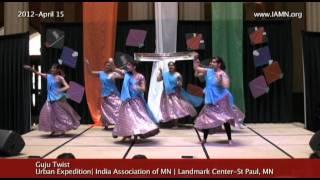 Guju-Twist-Dance [India Association of MN]