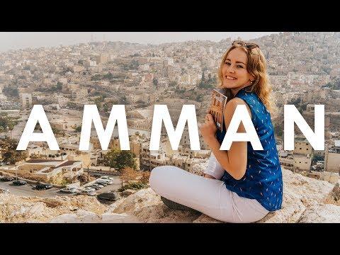 Jordan My Love | WHAT AMMAN IS REALLY LIKE