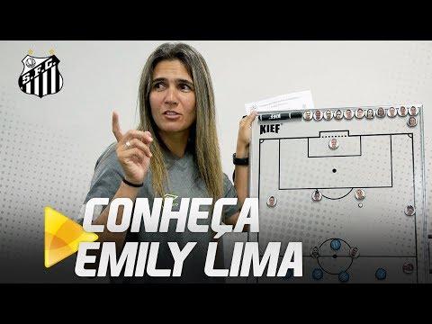 """""""Prazer, eu sou Emily Lima"""""""