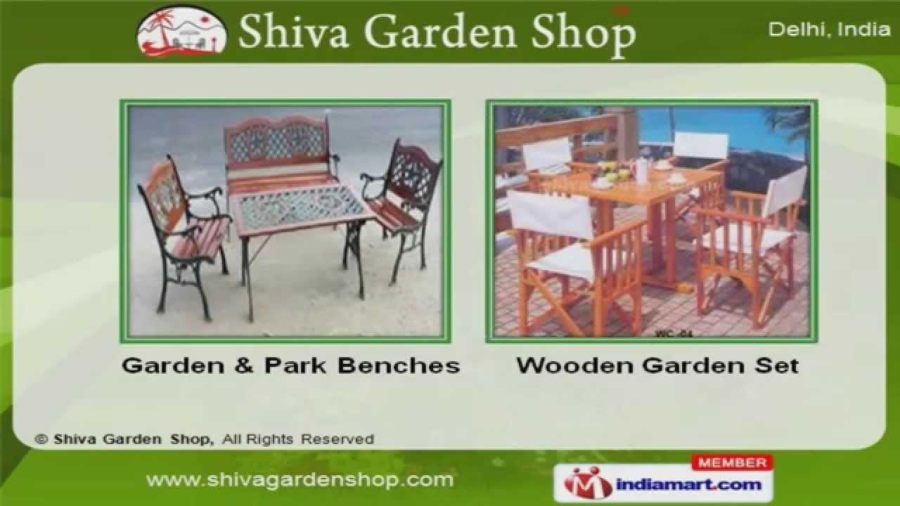 garden furniture by shiva garden shop new delhi
