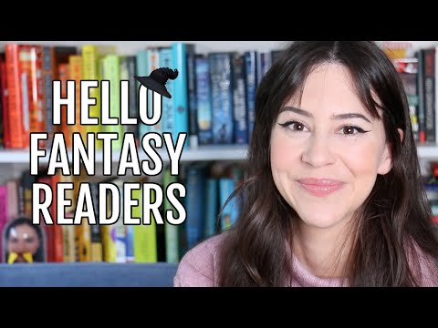 Get to Know the Fantasy Reader    Books with Emily Fox