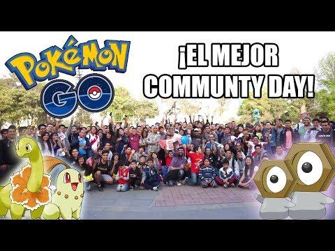 ¡COMMUNITY DAY CHIKORITA! MEWTWO Y APARECE TUERKITA! ¿EL MEJOR SHINY? | Pokemon GO thumbnail
