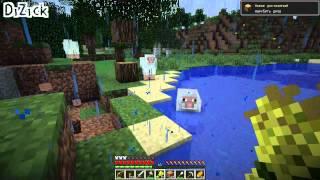 Minecraft Русский Let's Play 113 серия [Овцы!]