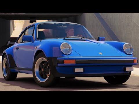 Forza Horizon 3 1982 Porsche 911 Turbo 33 Youtube