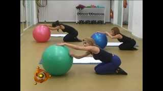 Pilates me mpalles A