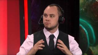 LMQ vs compLexity post-match Analyst desk | W10D1 S4 NA LCS Summer split 2014