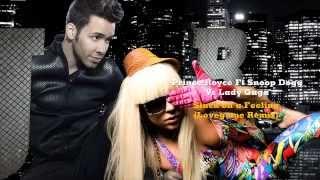 Prince Royce Ft Snoop Dogg Vs. Lady Gaga - Stuck on a Lovegame (Josh R Mashup Remix)
