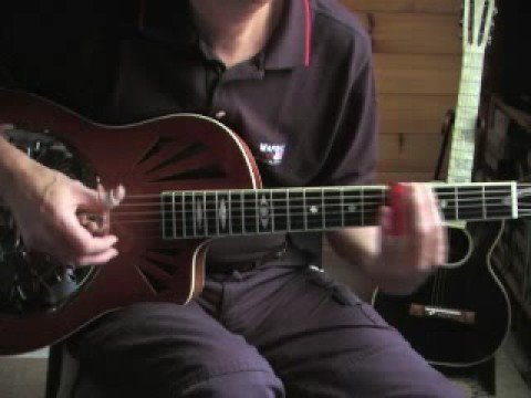 delta blues slide guitar lesson part 3 the old school muddy waters youtube. Black Bedroom Furniture Sets. Home Design Ideas