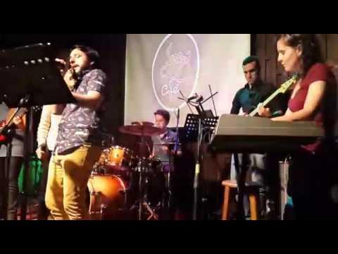 Recital Banda POP ACUA, 2016, Jazz Café San Pedro, Costa Rica