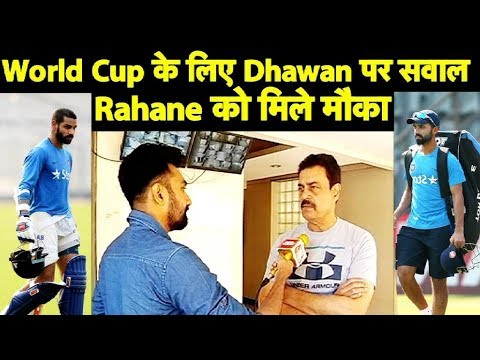 Virat Kohli at number 4 at 2019 World Cup? Dilip Vengsarkar has his say