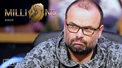 MILLIONS Europe Day 7 | Main Event Final Table