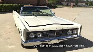1965 Mercury Monterey Convertible For sale