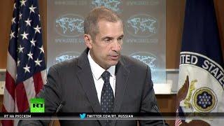 США обвинили Россию и Сирию в стремлении добиться победы военным путем