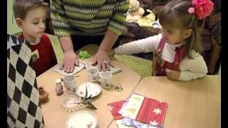 Занятия по этикету для детей в ДССЗ