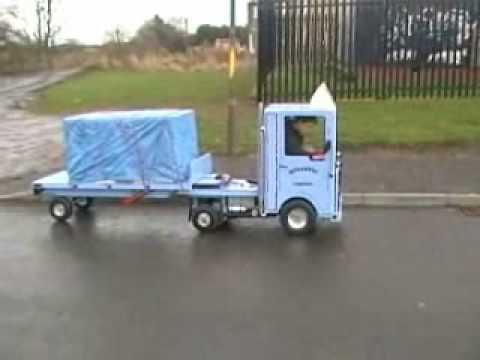 kids ultimate truck and trailer youtube. Black Bedroom Furniture Sets. Home Design Ideas