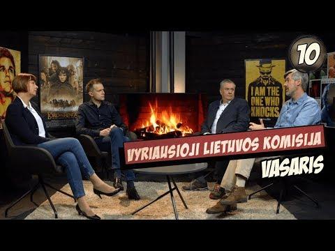 Kandidatai į prezidentus ir savivaldybių tarybų rinkimai || Vyriausioji Lietuvos Komisija