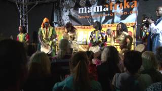 MAMA AFRIKA - 9. MitAfrika Festival Teil2