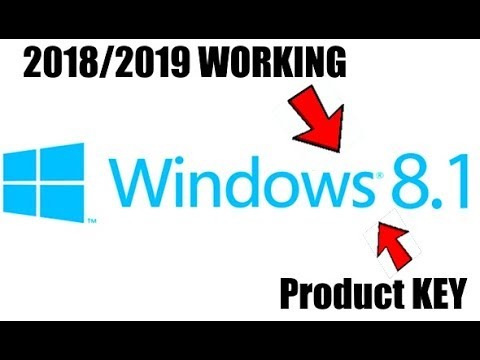 windows 8.1 ultimate product key