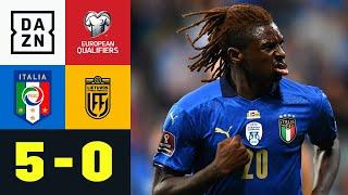 Kean-Doppelpack! Europameister in Topform: Italien - Litauen 5:0   European Qualifiers