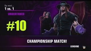 WWE All Stars Part 10 Path of Champions Undertaker XBOX 360