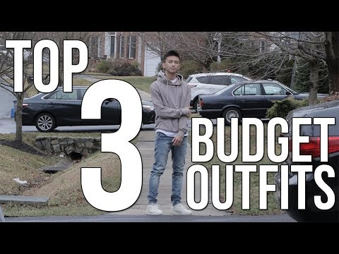My Top 3 Budget Hype Outfits