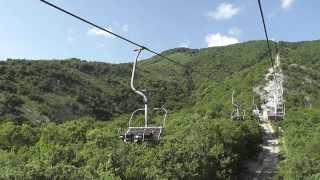 Геленджик - Сафари парк (канатная дорога)(, 2013-11-04T15:13:07.000Z)