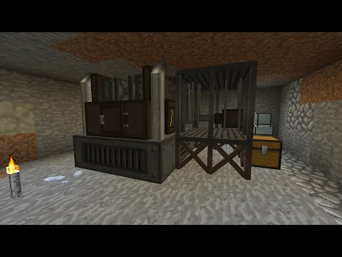 On the Edge ep5 - Magneticraft Solar Power and Ore Processing