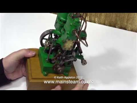 BUYER BEWARE - BUYING STEAM ENGINES VIA THE INTERNET - PART #1