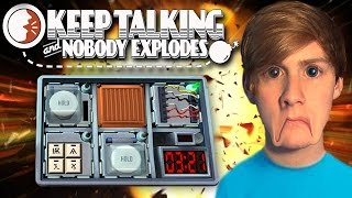 I DON'T WANT TO DIE! | Keep Talking and Nobody Explodes (ft. Ze & Smarty)