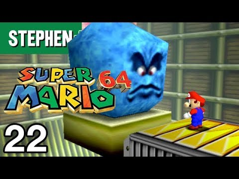Super Mario 64 #22 • I BEAT THE GAME! I BEAT THE GAME!