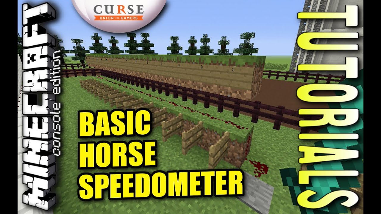 Minecraft ps4 basic horse speedometer how to tutorial minecraft ps4 basic horse speedometer how to tutorial ps3 xbox pc vita update ccuart Image collections