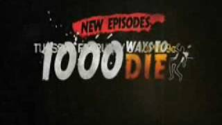 1000 Ways To Die Season 4 Teaser