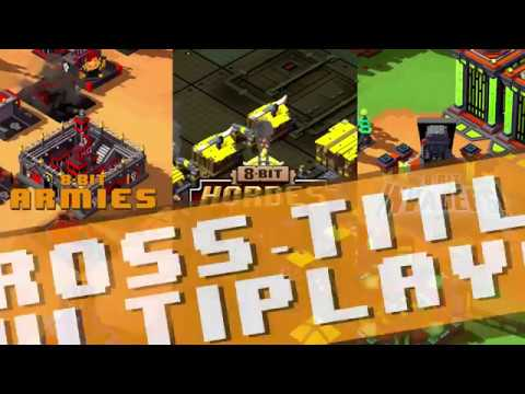 8-Bit Invaders! - Video