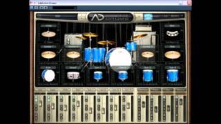 "Addictive Drums = Indie Adpak Sgs Kit Demo (by Saša ""sale"" Petković)"