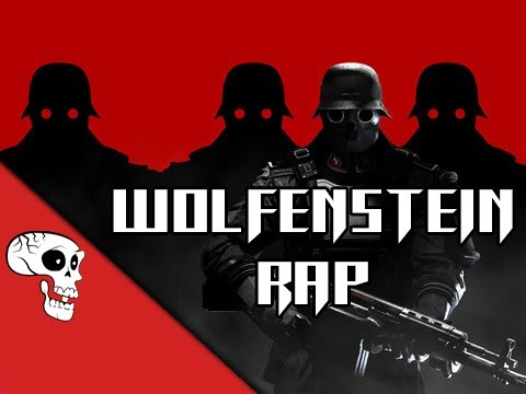 "WOLFENSTEIN RAP by JT Music - ""The Doomed Order"" thumbnail"