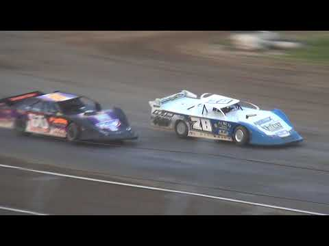IMS Late Model Heat 2 Independence Motor Speedway 8/18/18